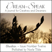 Dream-Speak Issue 12 Shoshin